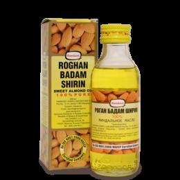 "Масло сладкого миндаля ""Roghan badan shirin"""