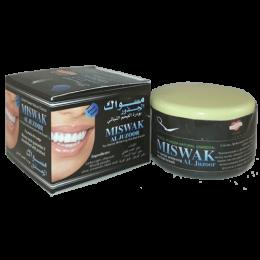 Отбеливающий зубной порошок Miswak для устранения неприятного запаха изо рта