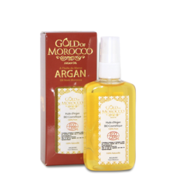 """Косметическое масло Арганы """"Gold of Marocco"""""""