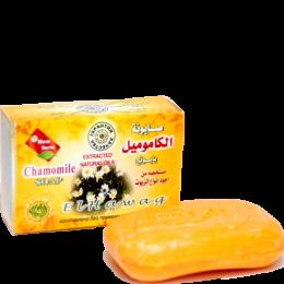 """Мыло с натуральным экстрактом ромашки """"Сhamomile Soap"""" для сухой и чувствительной кожи"""