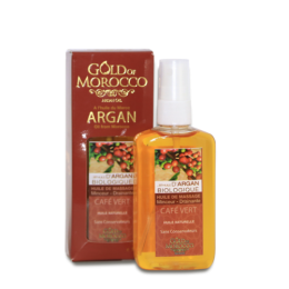 "Антицеллюлитное масло с аргана ""Gold of Marocco"""