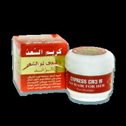 """Крем """"Cypress"""" (Кипарис) против роста волос с натуральными растительными экстрактами"""