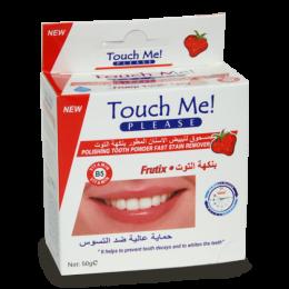 Зубной порошок Touch Me Frutix фруктовый