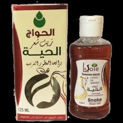 "Змеиное масло от выпадения волос ""Snake Hair Oil"" 125 мл"