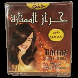 Хна коричневая (лесной орех) Super Henna Hazel Nut Brown