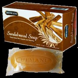 """Мыло сандалового дерева Hemany """"Sandalwood Soap"""""""