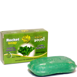 """Мыло с маслом рукколы """"Rocket Soap"""""""